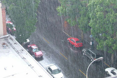 Dự báo thời tiết 24/9, Hà Nội và Sài Gòn có mưa giông