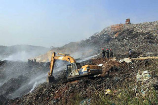 Lam Dong to close polluting dumping site