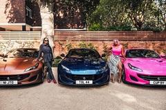 Tỷ phú dầu mỏ Nigeria tậu 3 siêu xe Ferrari tặng con gái