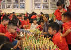 Back to childhood with activities celebrating Mid-Autumn Festival in Hanoi