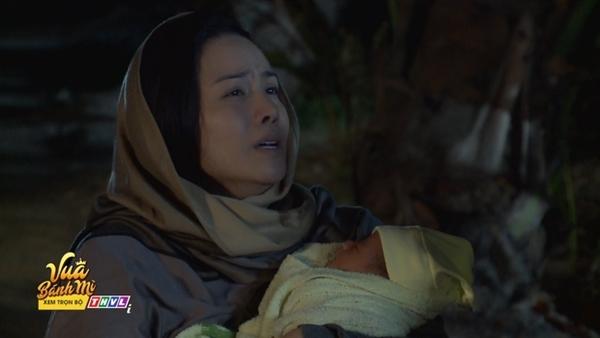 Vua bánh mì tập 2, Dung bị Tài truy đuổi bắt phải phá thai