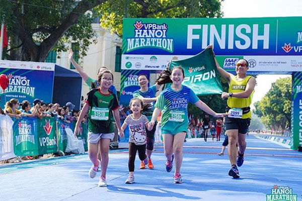 Nearly 7,000 people register for Hanoi Marathon ASEAN 2020