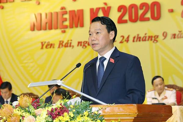 Bí thư tỉnh Yên Bái: Có người không ứng cử để tạo điều kiện trẻ hóa cán bộ