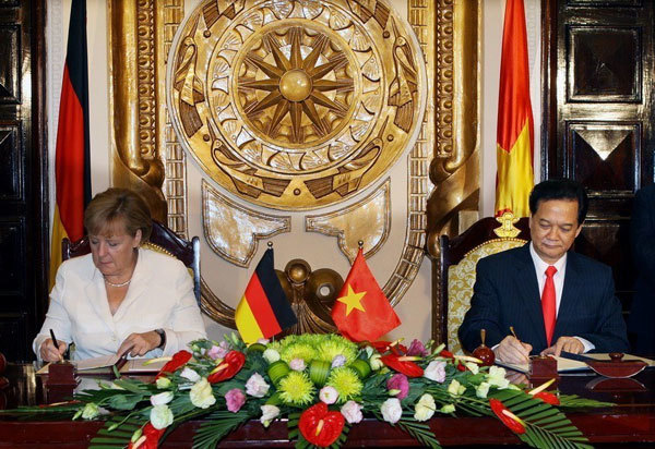 Vietnam, Germany boost strategic partnership