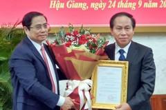 Chuẩn y ông Lê Tiến Châu làm Bí thư Tỉnh ủy Hậu Giang