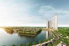 Ecopark triển khai toà tháp căn hộ 5 sao có cầu pha lê giữa không trung