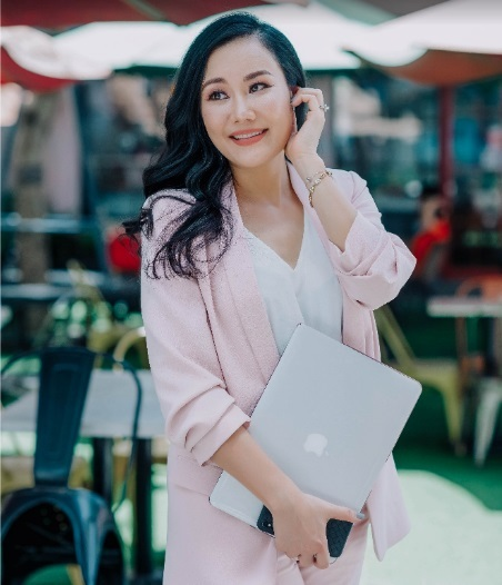 Nguyệt Ánh: Từ MC xinh đẹp đến giám đốc cá tính