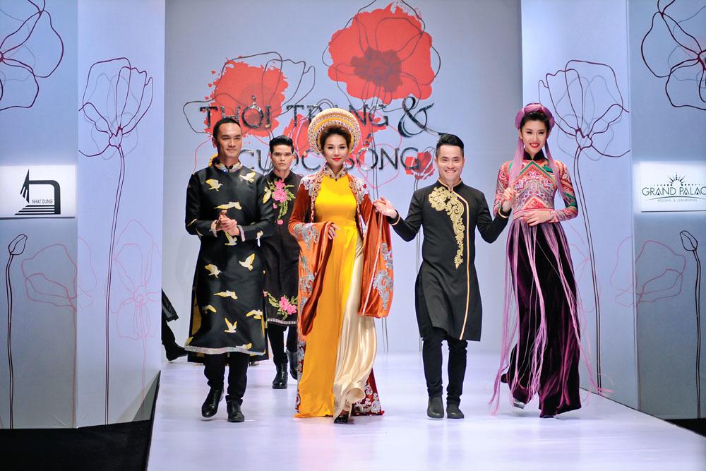 Nhật Dũng được tạp chí Heritage Fashion tôn vinh 'Nhà thiết kế danh tiếng'
