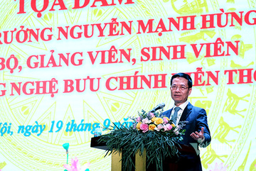 Opportunities come to those who dare to lead: minister