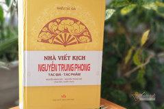 Ra mắt tác phẩm về huyền thoại dân ca ví, giặm Nguyễn Trung Phong