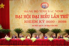Đại hội Đảng bộ Bắc Ninh đặt mục tiêu hướng tới thành phố thông minh