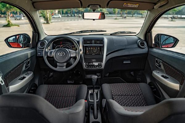 Toyota Wigo 2020 giữ nhiều lợi thế trong cuộc đua phân khúc hạng A