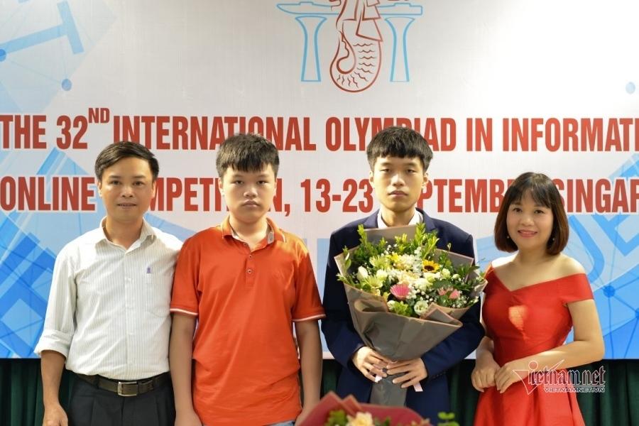 Thất bại quý giá của nam sinh 2 lần giành Huy chương Vàng quốc tế