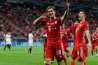Bayern 1-1 Sevilla: Tấn công ghi thêm bàn thắng (H2)