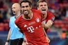 Bayern Munich đoạt Siêu cúp châu Âu sau 120 phút kịch tính