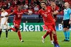 Bayern 2-1 Sevilla: Siêu dự bị hóa người hùng