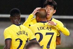 Tottenham thắng Europa League sau khi Mourinho đòi đổi… khung thành