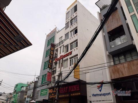 Cháy lớn tại khách sạn ở Sài Gòn, một người chết