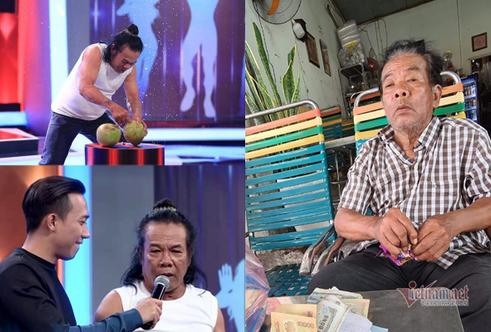 Sao Việt xót xa về hoàn cảnh thương tâm của diễn viên Quốc Cường