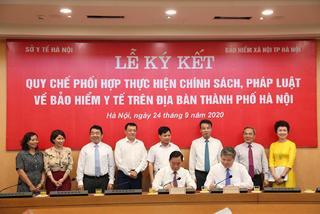 Hà Nội: BHXH phối hợp Sở Y tế nâng cao chất lượng chăm sóc sức khỏe