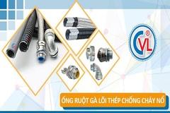 Bảo vệ dây dẫn điện tối ưu với ống ruột gà lõi thép chống cháy CVL