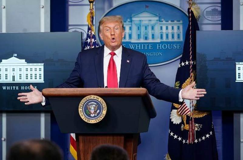 Ông Trump lên tiếng về tranh chấp biên giới Trung - Ấn