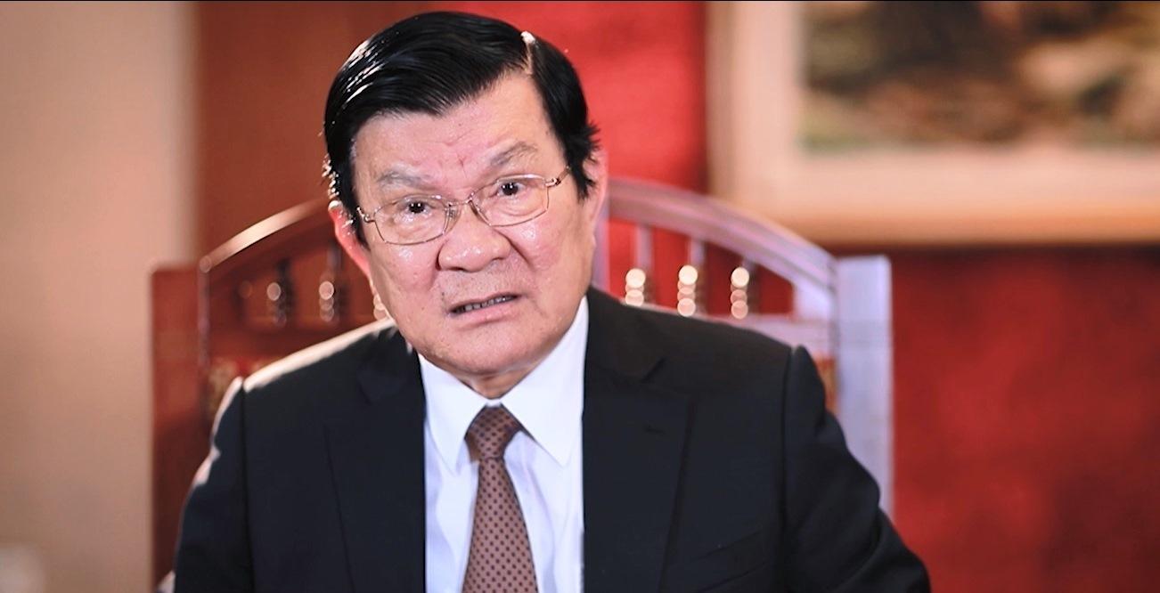 Đồng chí Trương Tấn Sang trả lời nhân kỷ niệm 70 năm ngày truyền thống Ban Kinh tế Trung ương