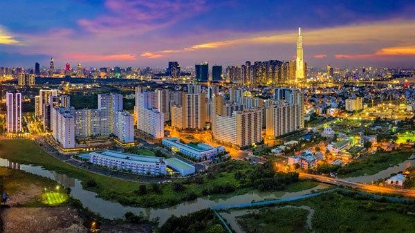 HCM City proposesnew urban administration model