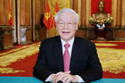 Tổng Bí thư, Chủ tịch nước Nguyễn Phú Trọng gửi thông điệp tới Đại hội đồng LHQ