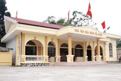 Hà Nội khắc phục tình trạng 'trắng' nhà văn hóa thôn