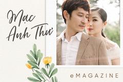 Mạc Anh Thư: 'Tôi và Huy Khánh lao vào nhau khi vừa bỏ cuộc tình sâu đậm'