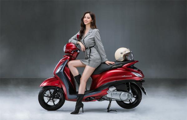 Những mẫu xe đưa Yamaha đến 'ngôi vương' tiết kiệm nhiên liệu
