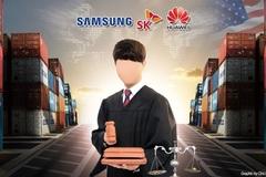 Samsung và SK liệu có xin được giấy phép bán hàng cho Huawei từ chính phủ Mỹ?