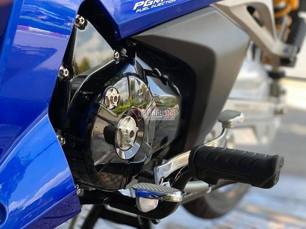 Honda Future biển VIP độ lên Wave Thái giá hơn 200 triệu