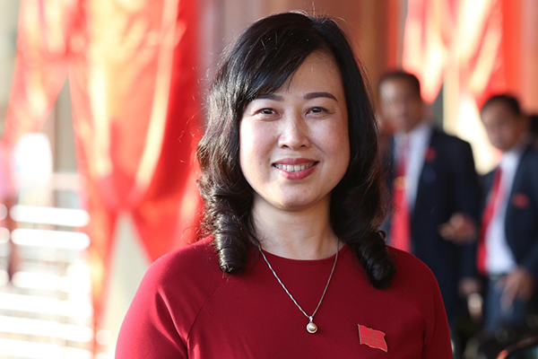 Bà Đào Hồng Lan trúng cử Bí thư Tỉnh ủy Bắc Ninh