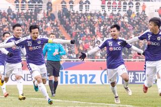AFC 'thăng hạng' bóng đá Việt, vì sao chỉ Hà Nội FC phấn khởi?