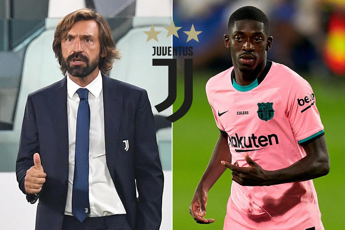 Juventus tung chiêu lấy Ousmane Dembele