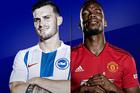 Trực tiếp Brighton vs MU: Quỷ đỏ quyết thắng