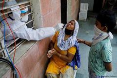 Ấn Độ hứng ngày đau thương vì Covid-19