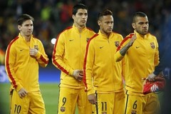 Messi làm nổ tung Barca đối xử Luis Suarez, Neymar bức xúc theo