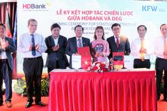 HDBank phát hành trái phiếu chuyển đổi cho đối tác Đức