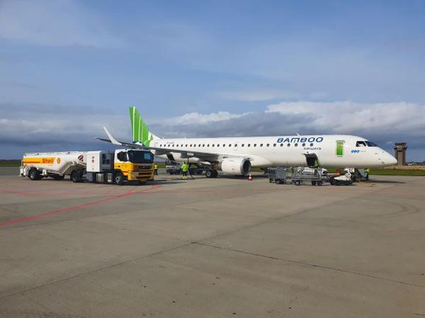 Bamboo Airways dẫn đầu tỷ lệ bay đúng giờ toàn ngành trong tháng 9