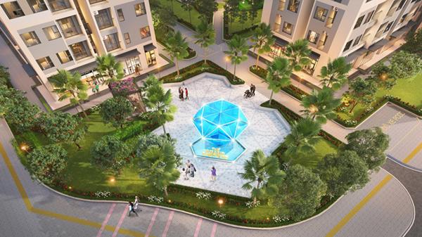 The Grand Sapphire - 'viên ngọc' đắt giá ở cửa ngõ đô thị Vinhomes Smart City