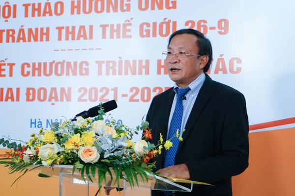 Báo động tình trạng phá thai ở các gia đình Việt