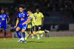 Video bàn thắng Quảng Nam 2-2 Hà Nội