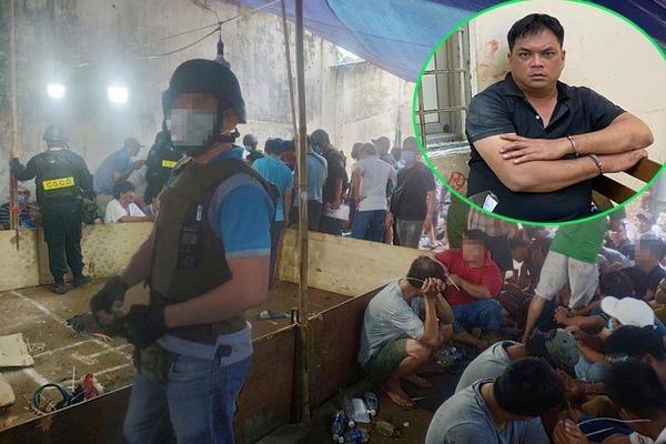 Vụ phá trường gà quy mô lớn ở Sài Gòn, khởi tố 43 đối tượng