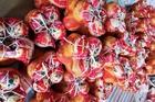 Bưởi Trung Quốc ruột đỏ au: Vỏ vàng không hạt, ngày bán cả tấn