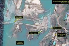 Cơ sở hạt nhân then chốt của Triều Tiên bị hư hại do bão