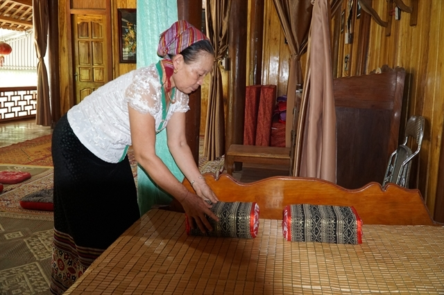 Older villagers given key role in community tourism