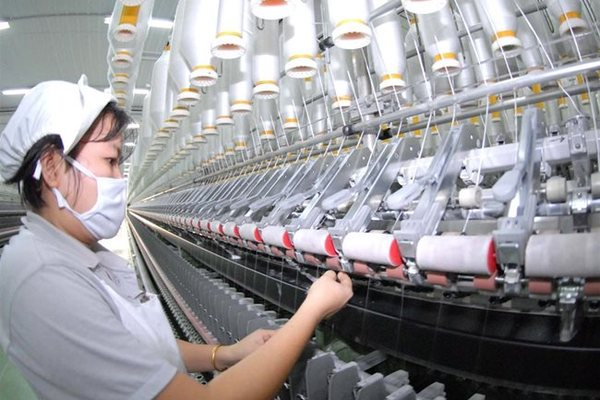 Vietnam's participation in the global value chain